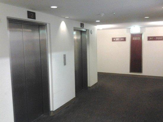 Metro Aspire Hotel Sydney: Hotel & grounds