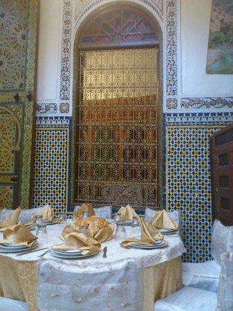 Restaurant Zitouna: à l'interieur...