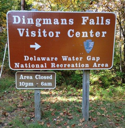Of delaware water gap national recreation area delaware water gap