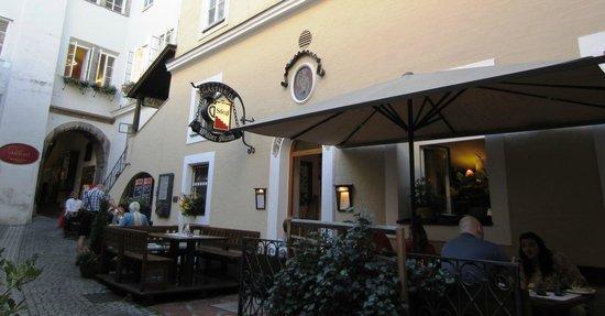 Gasthaus Wilder Mann: The place