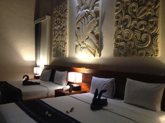 Villa Beachside: Luxury Suite Room
