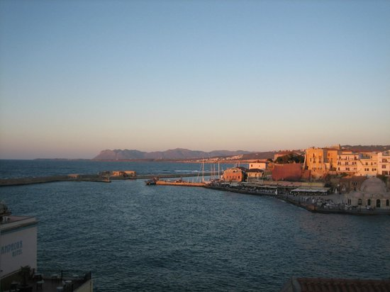 Casa Delfino Hotel & Spa : View from the amazing roof terrace.