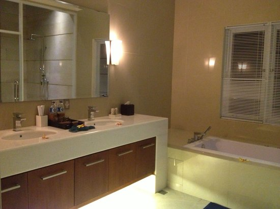 Villa Beachside: Bathroom