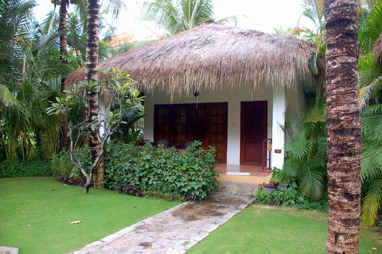 Cham Villas. 18 таких домиков