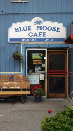 Blue Moose Cafe