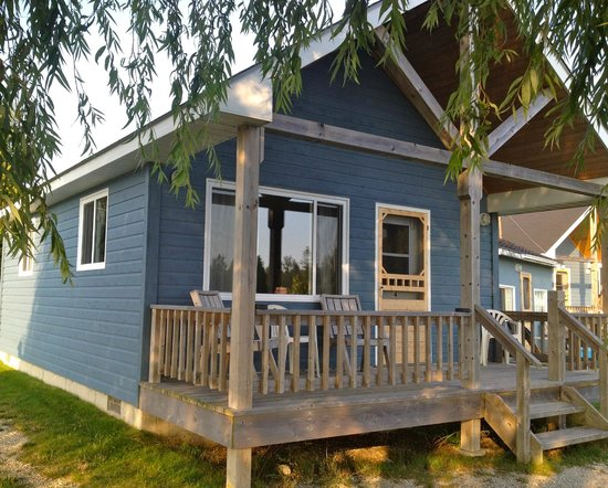 Wireless Bay Cottages : Our cabin
