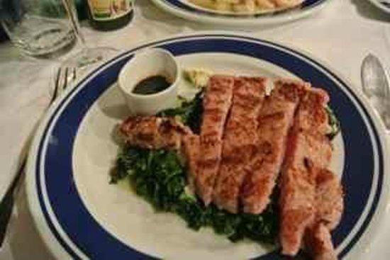 Al Ristoro del Moro: delicious tuna