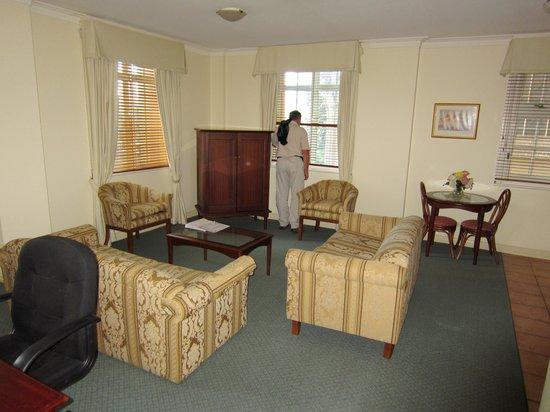 ULTIQA Rothbury Hotel: Room 401