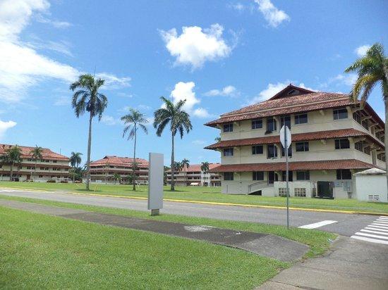 Holiday Inn Panama Canal: Ciudad del Saber, alrededores del hotel.