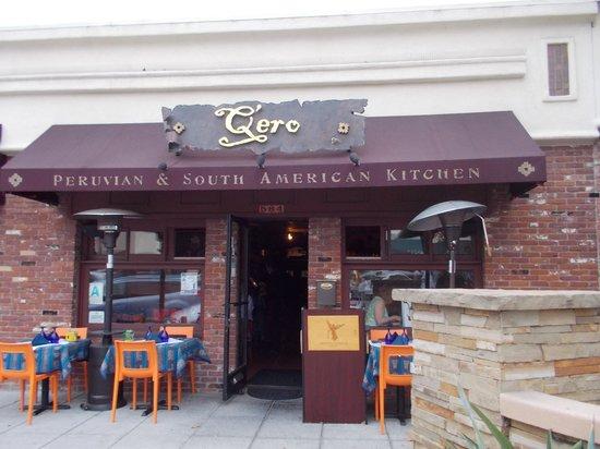 Q'ero Restaurant: Qero streetview