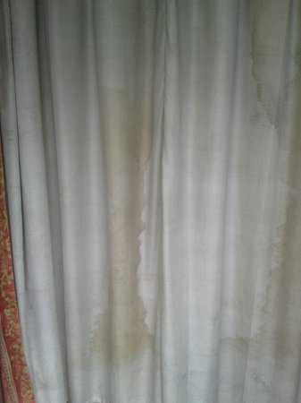 Falcon Resorts: Dirty Window curtains