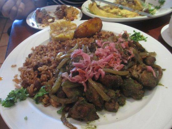 Dhat Island: Griyo (island pork)