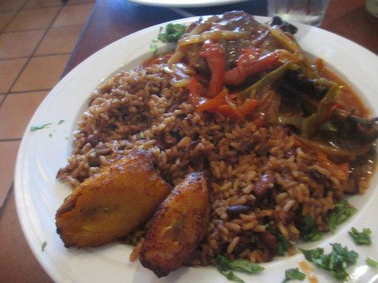 Dhat Island: Creole turkey leg