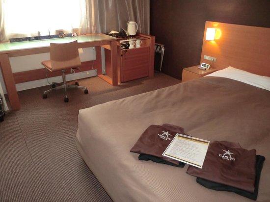 Candeo Hotels Handa: 部屋
