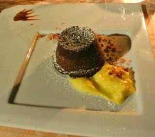 Ristorante Confalone: dessert!