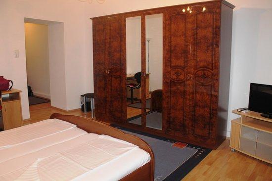 Marien-hof Appartement-Hotel: Habitacion 2