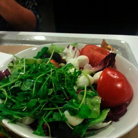 Chef Express: salad