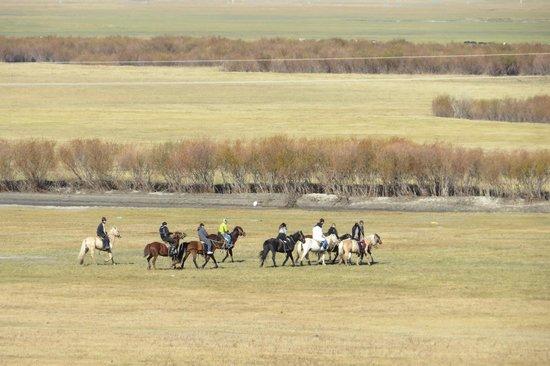 Hulun Buir Prairie: A Tour Horseback Ride