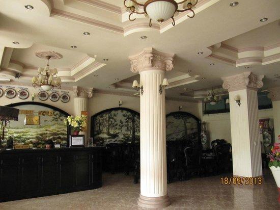 Hotel Dai Loi (Fortune Hotel) : Hotel Lobby