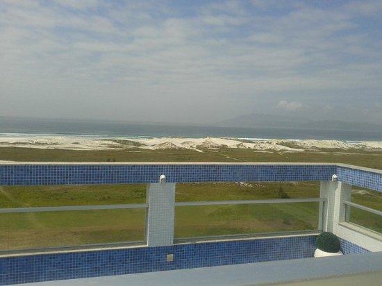 Hotel Balneario Cabo Frio: vista maravilhosa