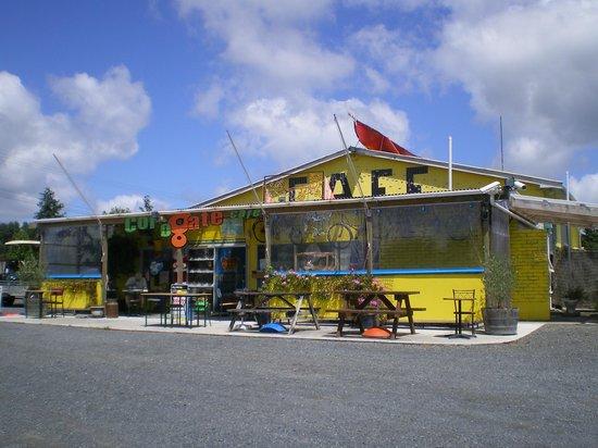 Corogate Cafe, 27th. December 2006