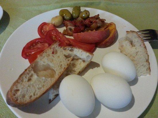 Gerdis Evi: breakfast plate