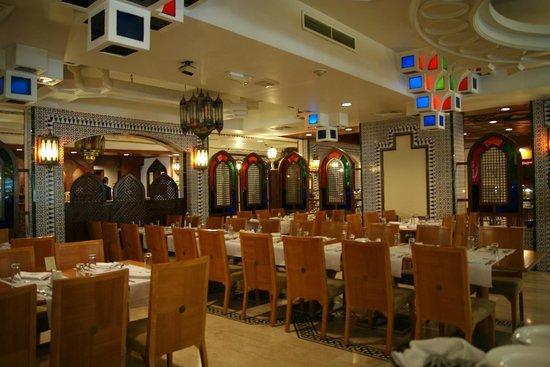 Toledo Amman Hotel: Restaurant