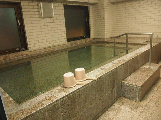Hotel Hokke Club Kumamoto: 大浴場♪