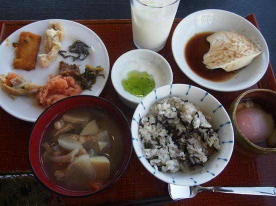 Hotel Hokke Club Kumamoto: 九州名物ばかり(^-^)