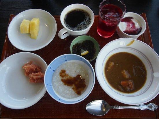 Hotel Hokke Club Kumamoto: 美味しかった~