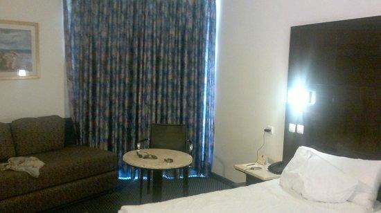 Leonardo Club Hotel Tiberias: The room