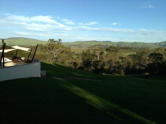 Novotel Barossa Valley Resort: View from my room