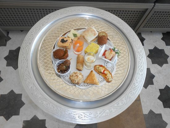 El Manza Restaurant : great combination for very reasonable price