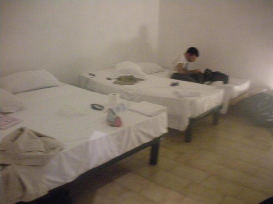 Music Hotel: ....solo i letti e ...