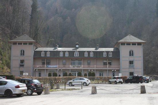 Les Thermes de Saint Gervais Mont Blanc : Les Thermes de Saint Gervais Les Bains