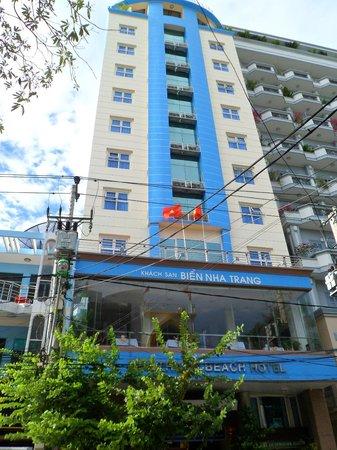 Nha Trang Beach Hotel View