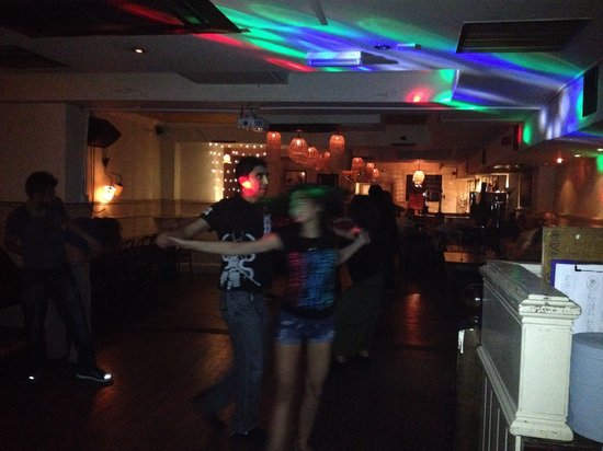 Downstairs bar open until 4am! On Saturdays - Picture of La Tasca