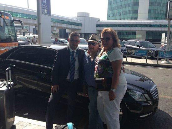 Roma Limousine Car Service - Tour: Mr. & Mrs. Dworsky