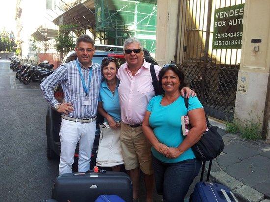 Roma Limousine Car Service - Tour: Isabel Silva