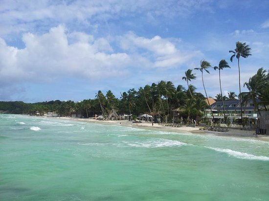 La Carmela de Boracay: The beach