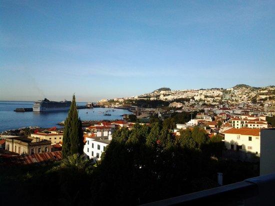 Hotel Quinta Bela Sao Tiago: Blick vom Balkon