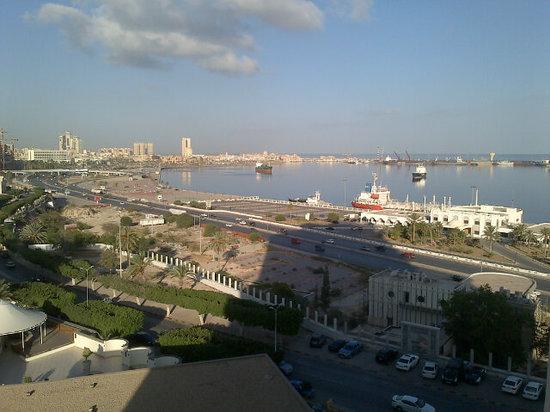 Al Mahary Radisson Blu Hotel, Tripoli: Chambre