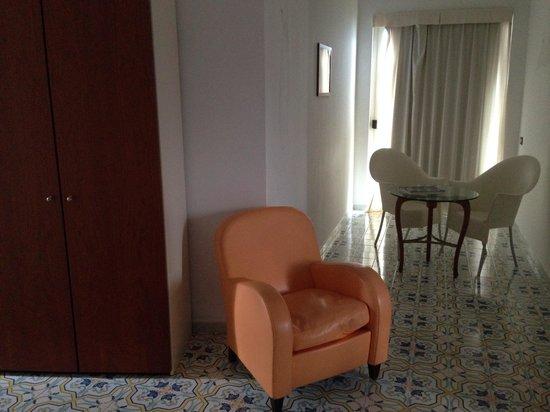 Mediterranea Hotel: Ingresso