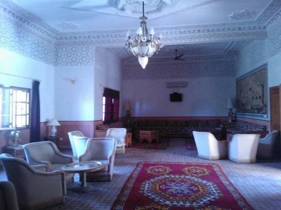 Hotel Ksar Assalassil: Teesalon