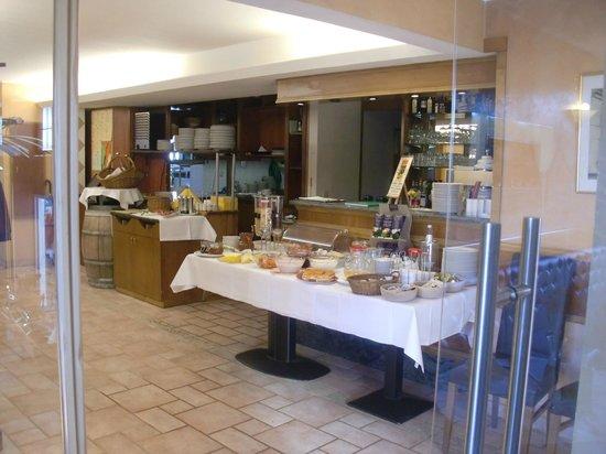 Hotel Weißer Schwan: Frühstück