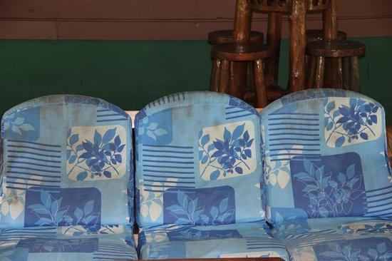 Tabin Wildlife Resort: lovely seating area