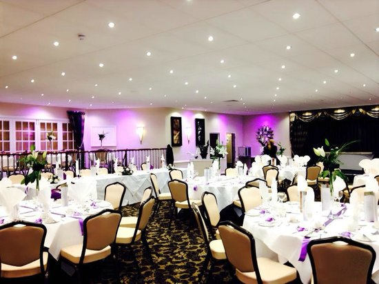 Barnstaple Hotel: Ready for my Daughters wedding guests