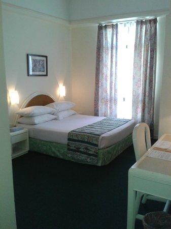 Mahkota Hotel Melaka : badroom