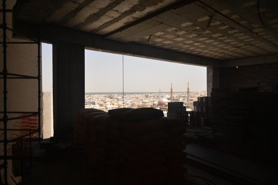 Coral Al Ahsa Hotel: Avoid this conor since it is a huge construction