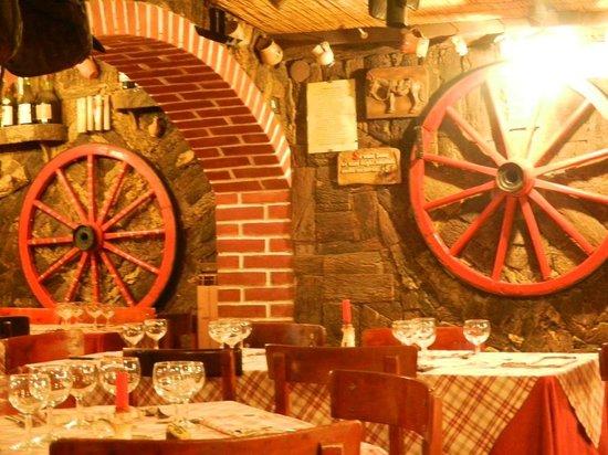 Ristorante La Tavernetta: Un particolare del locale